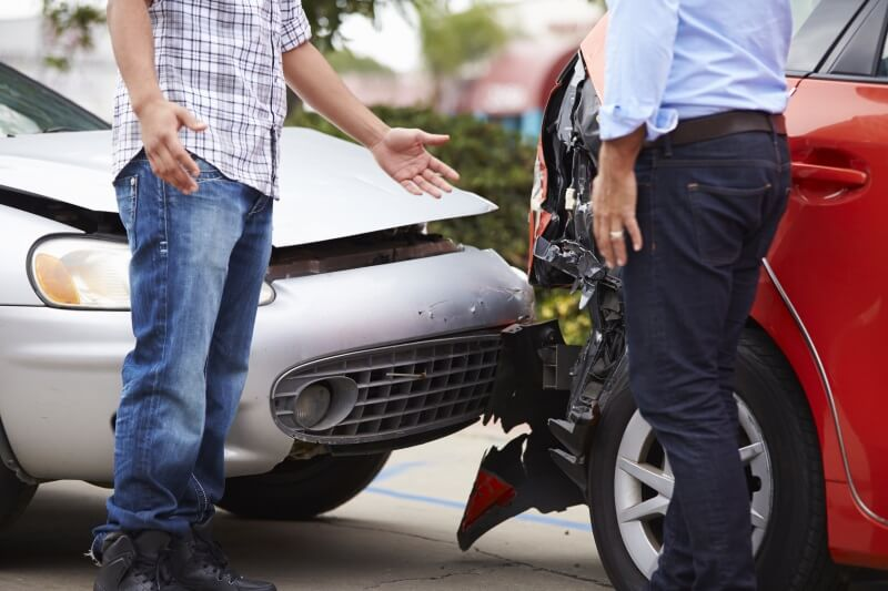 In an accident? Follow these helpful tips.