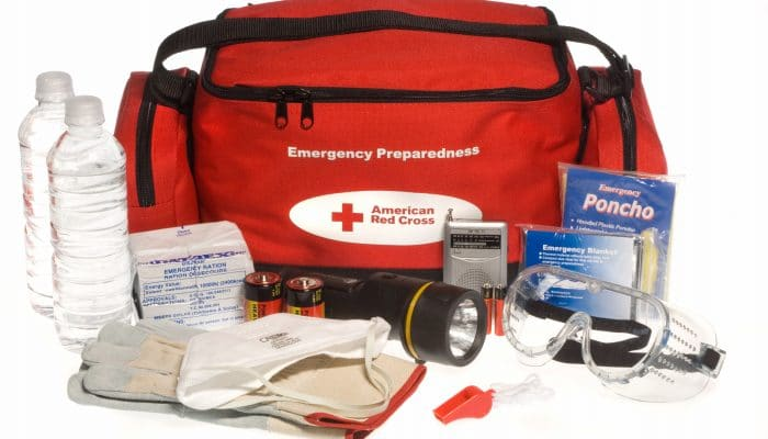 Emergency kit for your car